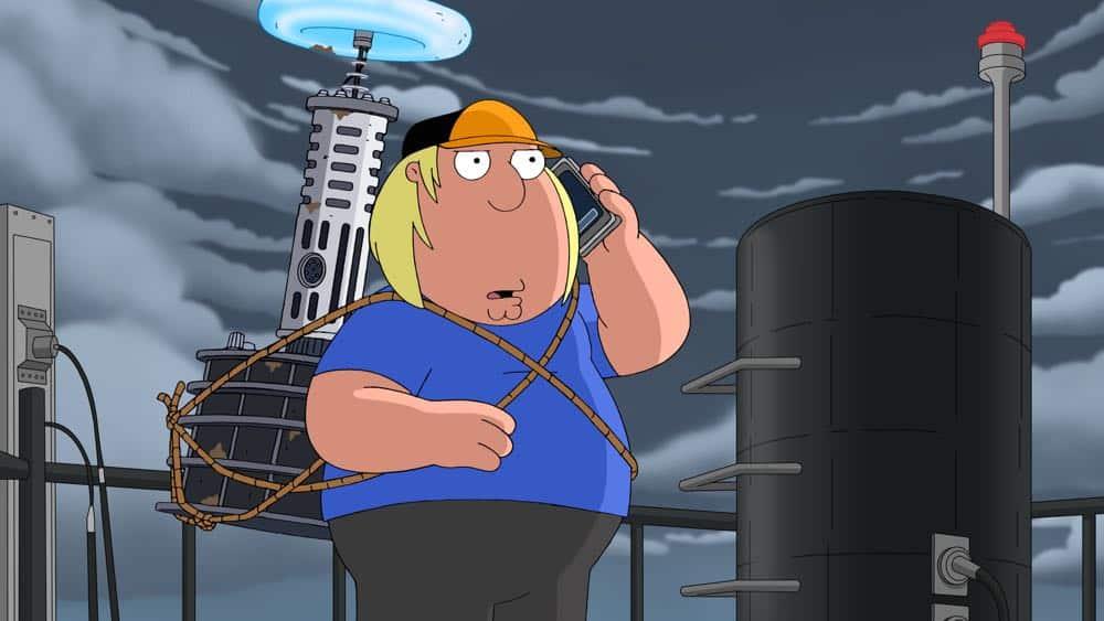 Family Guy Episode 17 Season 16 Switch The Flip 10
