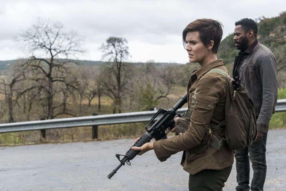Fear The Walking Dead Episode 3 Season 4 Good Out Here 20