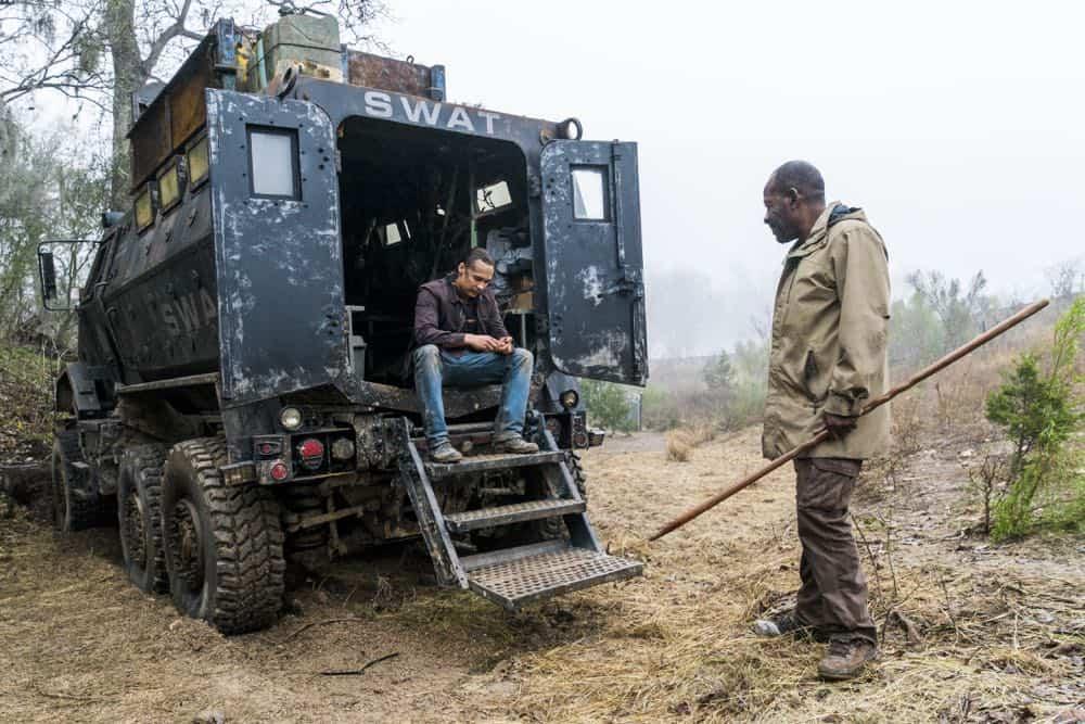 Fear The Walking Dead Episode 3 Season 4 Good Out Here 14