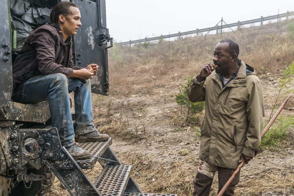 Fear The Walking Dead Episode 3 Season 4 Good Out Here 15
