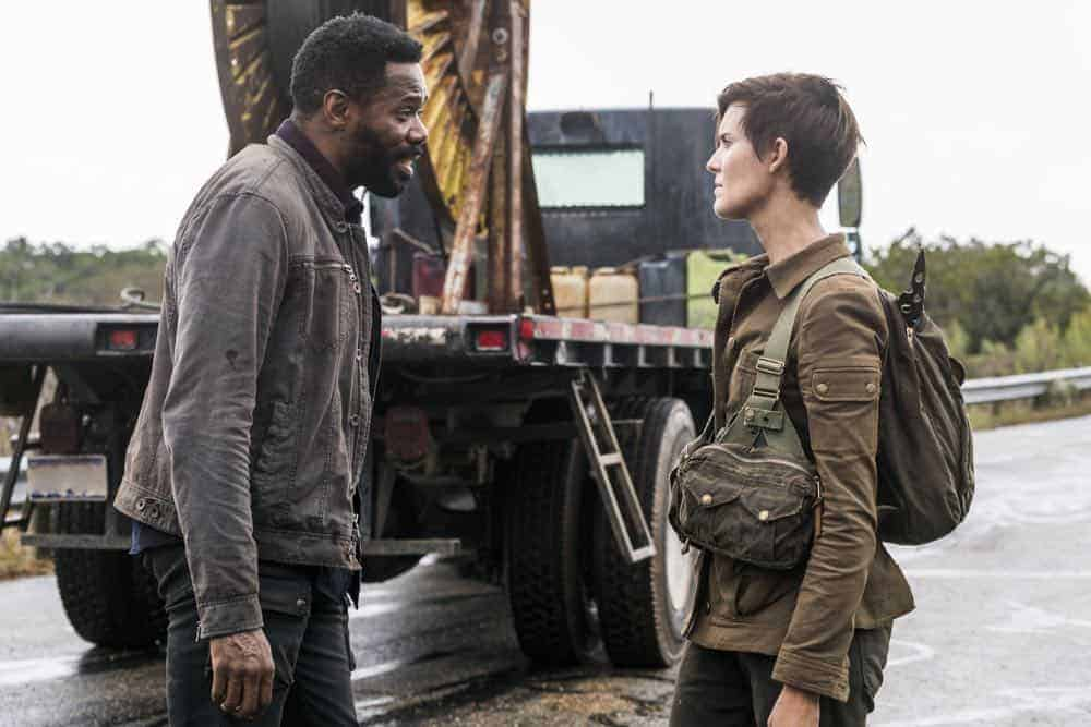 Fear The Walking Dead Episode 3 Season 4 Good Out Here 19