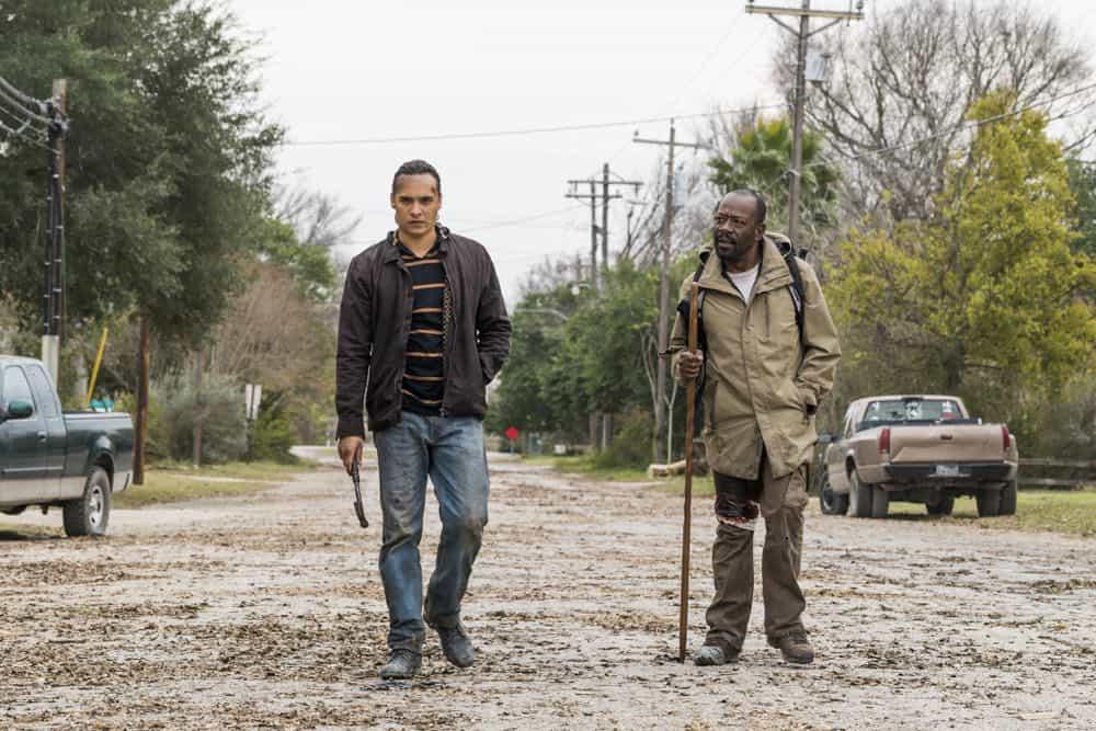 Fear The Walking Dead Episode 3 Season 4 Good Out Here 11
