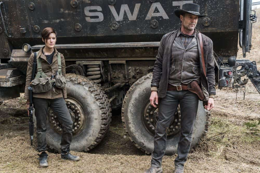Fear The Walking Dead Episode 3 Season 4 Good Out Here 13
