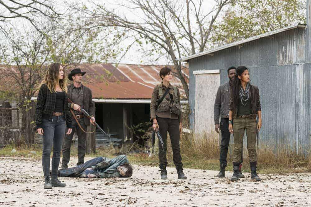Fear The Walking Dead Episode 3 Season 4 Good Out Here 04