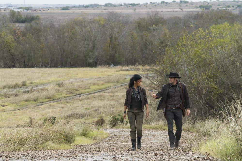 Fear The Walking Dead Episode 3 Season 4 Good Out Here 02