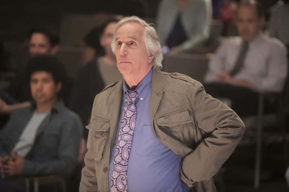 Episode 6 (debut 4/29/18): Henry Winkler. photo: Jordin Althaus/HBO