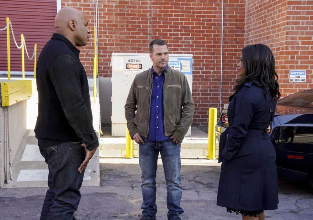 NCIS Los Angeles Episode 21 Season 9Where Everybody Knows Your Name 1