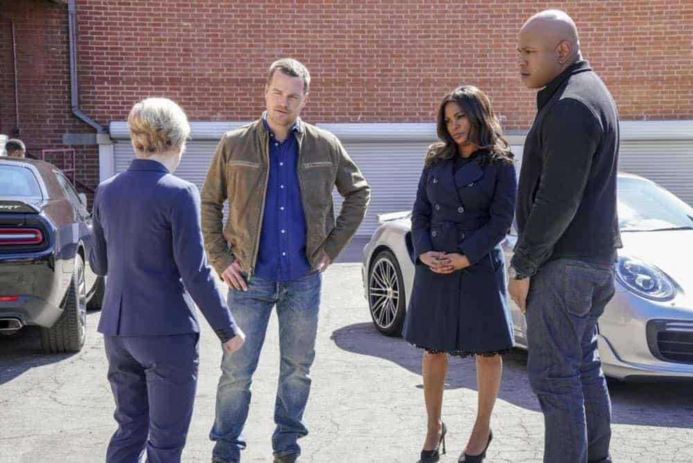 NCIS Los Angeles Episode 21 Season 9Where Everybody Knows Your Name 4