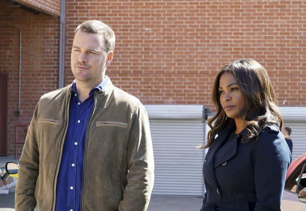 NCIS Los Angeles Episode 21 Season 9Where Everybody Knows Your Name 5