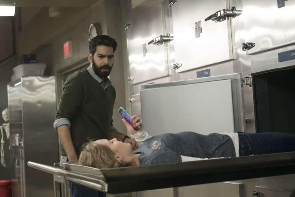 izombie Episode 9 Season 4 Mac Liv Moore 1
