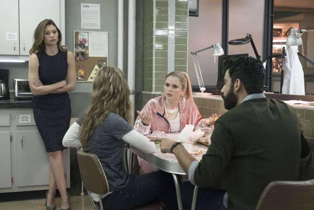 izombie Episode 9 Season 4 Mac Liv Moore 2