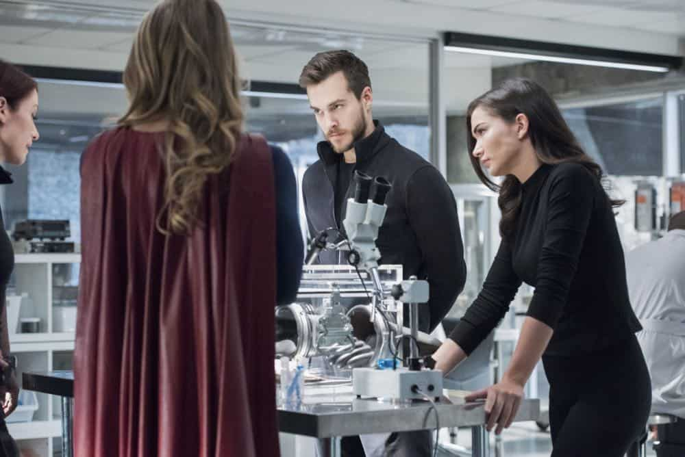 Supergirl Episode 16 Season 3 Of Two Minds 12