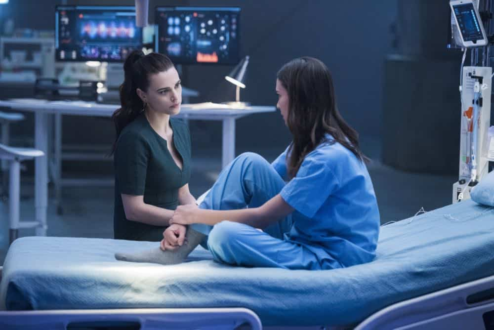 Supergirl Episode 16 Season 3 Of Two Minds 01