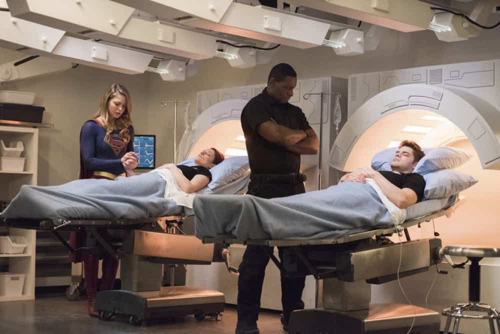 Supergirl Episode 16 Season 3 Of Two Minds 09