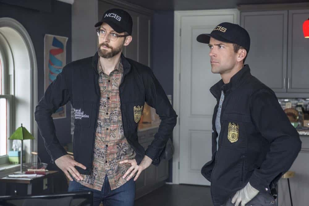 NCIS New Orleans Episode 21 Season 4 Mind Games 03