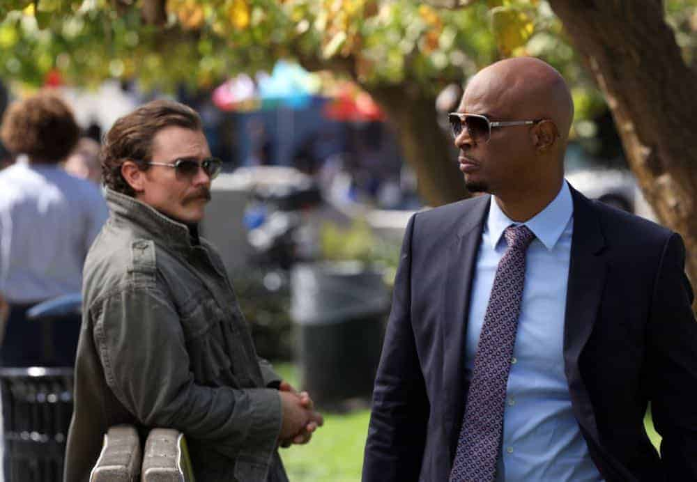 Lethal Weapon Episode 21 Season 2 Family Ties 09