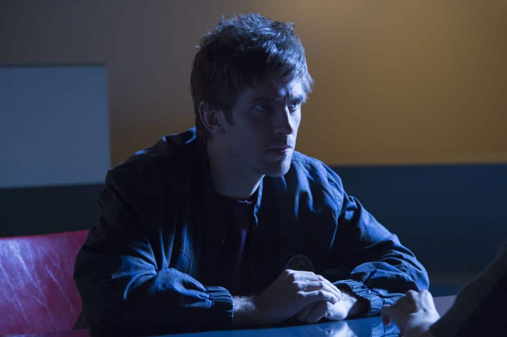 "LEGION -- ""Chapter 13"" - Season 2, Episode 5 (Airs Tuesday, May 1, 10:00 pm/ep) -- Pictured: Dan Stevens as David Haller. CR: Suzanne Tenner/FX"