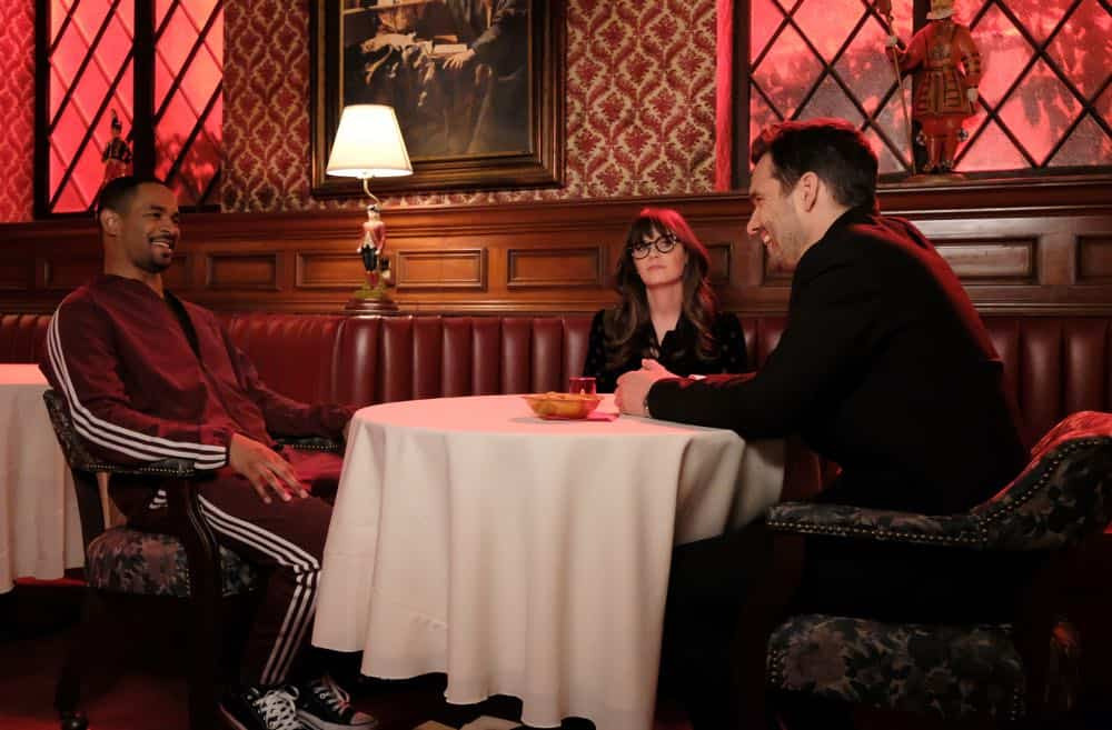 New Girl Episode 7 Season 4 Where The Road Goes 16