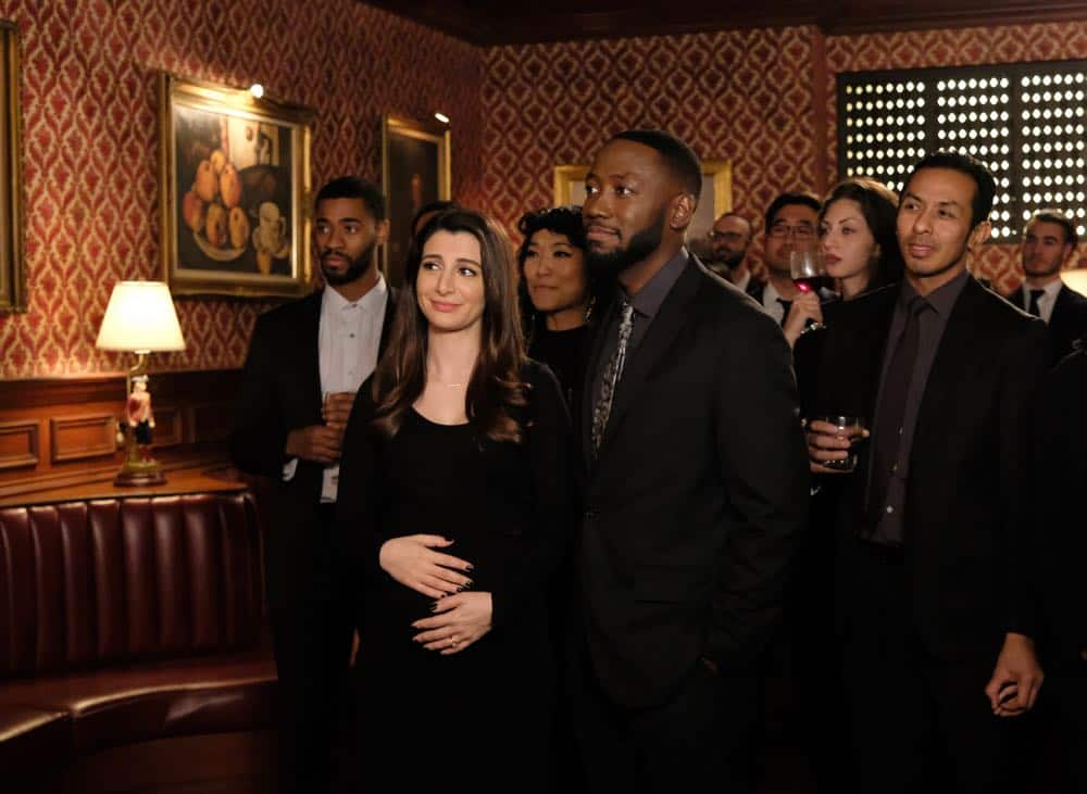 New Girl Episode 7 Season 4 Where The Road Goes 18