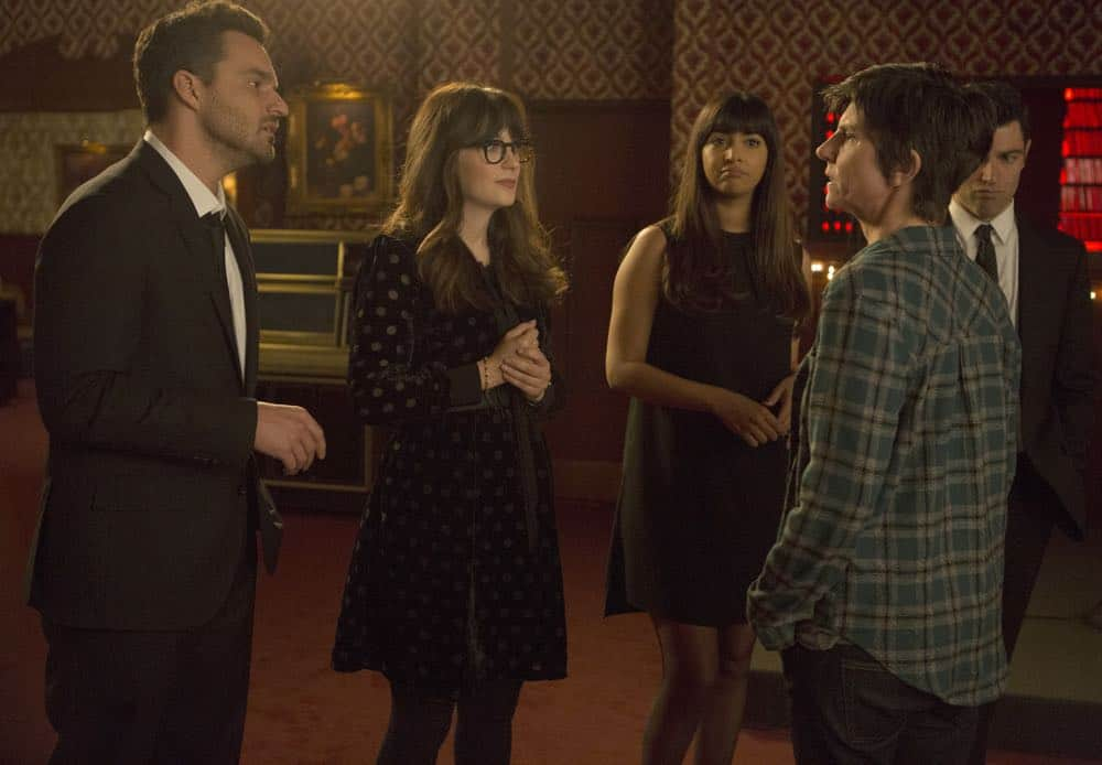 New Girl Episode 7 Season 4 Where The Road Goes 12