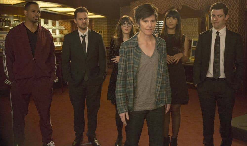 New Girl Episode 7 Season 4 Where The Road Goes 13