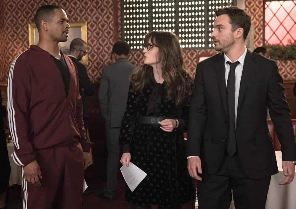 New Girl Episode 7 Season 4 Where The Road Goes 06