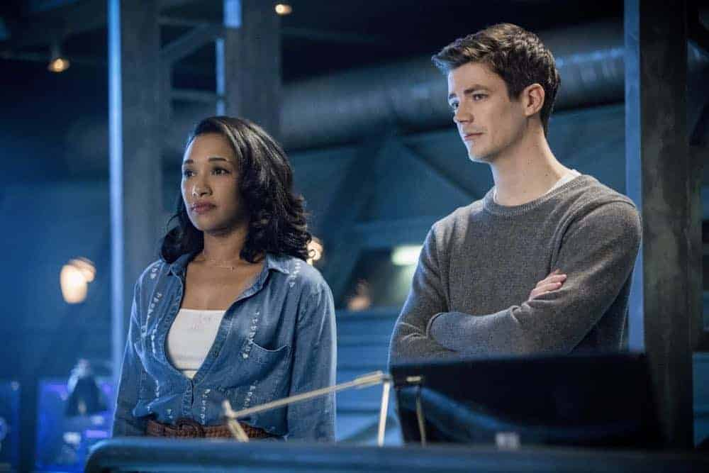 The Flash Episode 20 Season 4 Therefore She Is 06