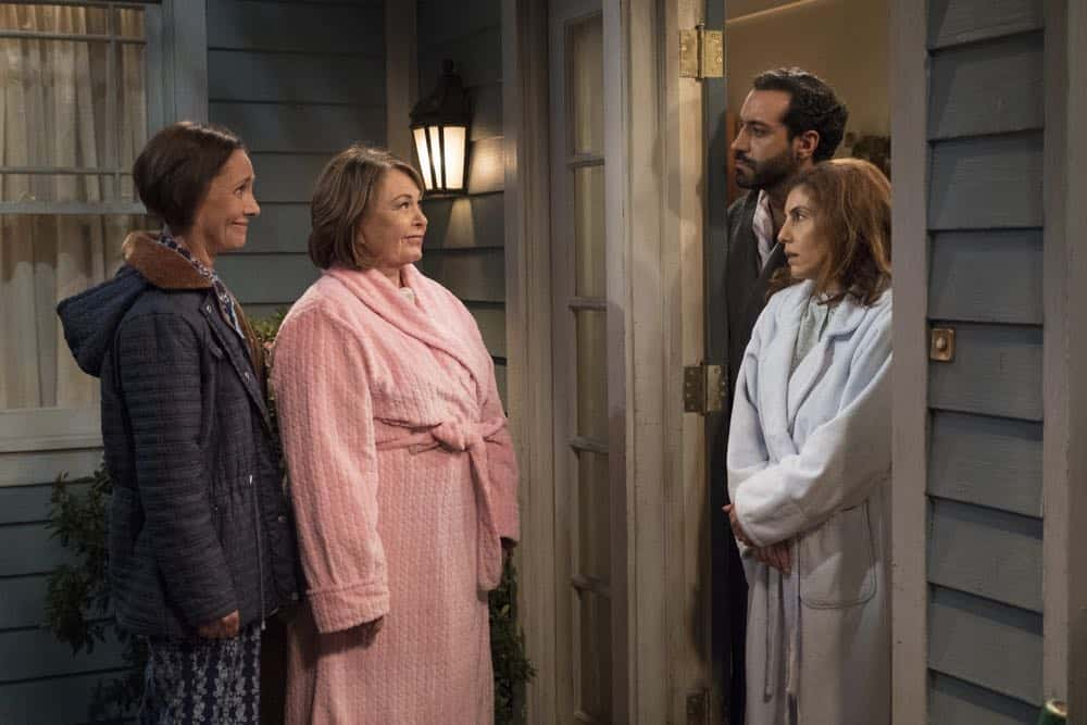 Roseanne Episode 7 Season 10 Go Cubs 19