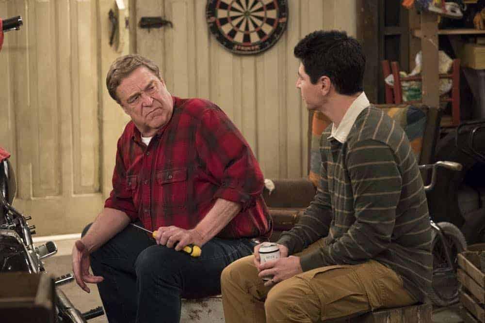 Roseanne Episode 7 Season 10 Go Cubs 22