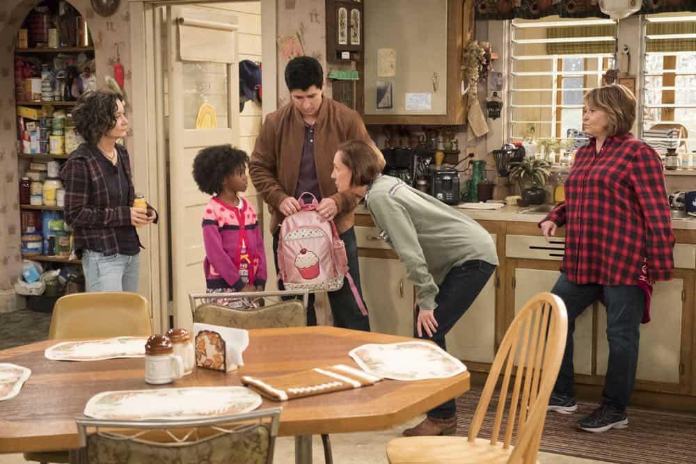 Roseanne Episode 7 Season 10 Go Cubs 07