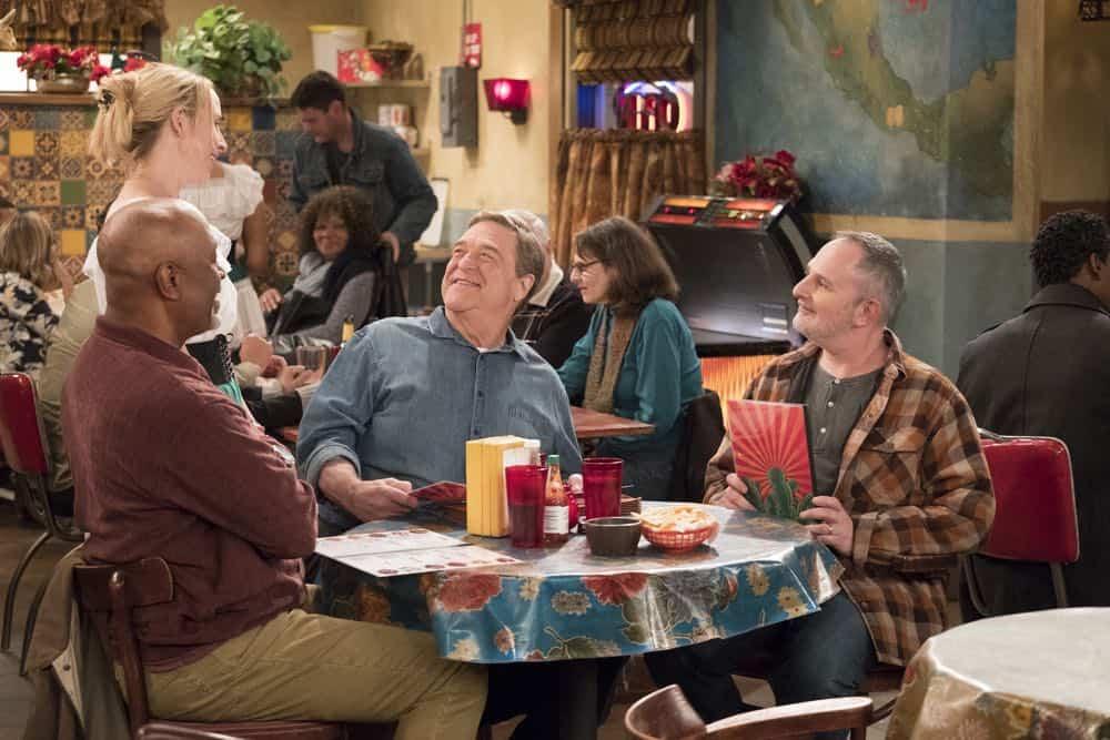 Roseanne Episode 7 Season 10 Go Cubs 09