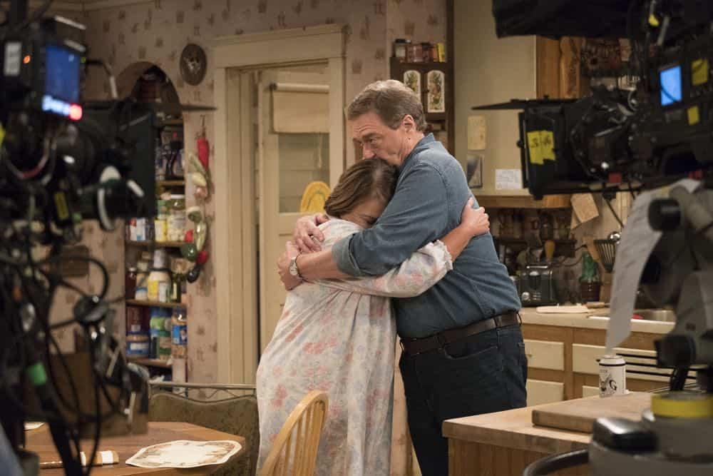 Roseanne Episode 7 Season 10 Go Cubs 12