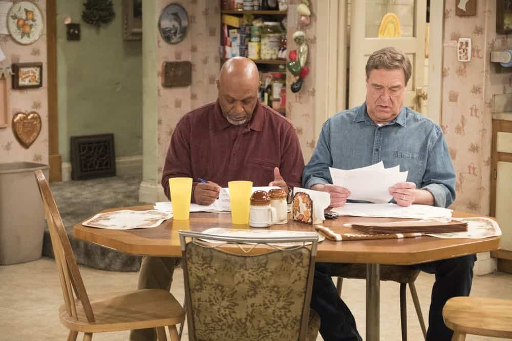 Roseanne Episode 7 Season 10 Go Cubs 04
