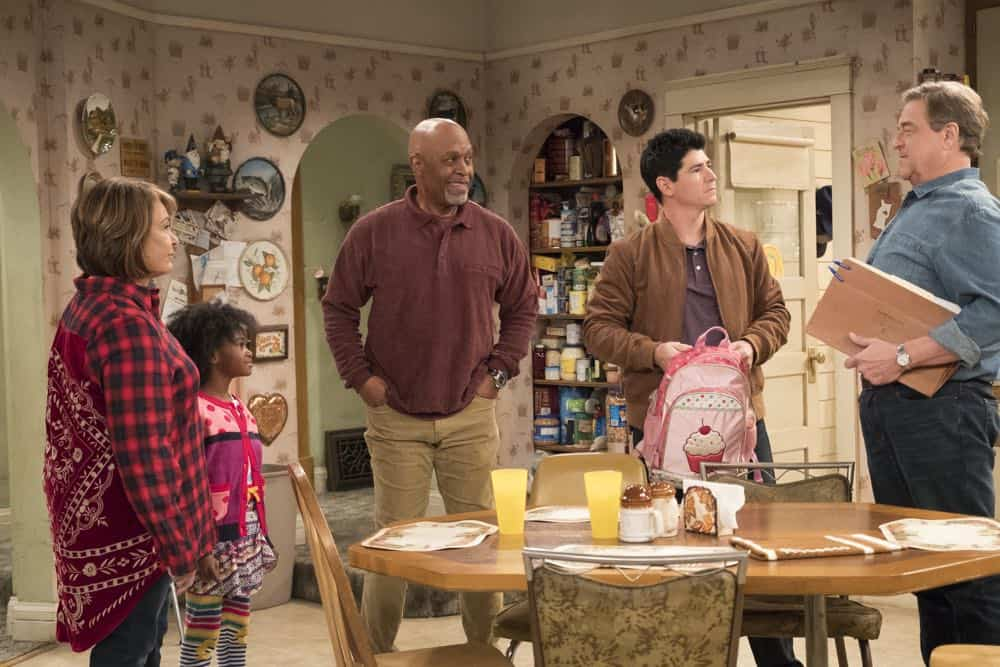 Roseanne Episode 7 Season 10 Go Cubs 05