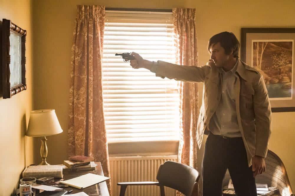 Timeless Episode 8 Season 2 The Day Reagan Was Shot 15