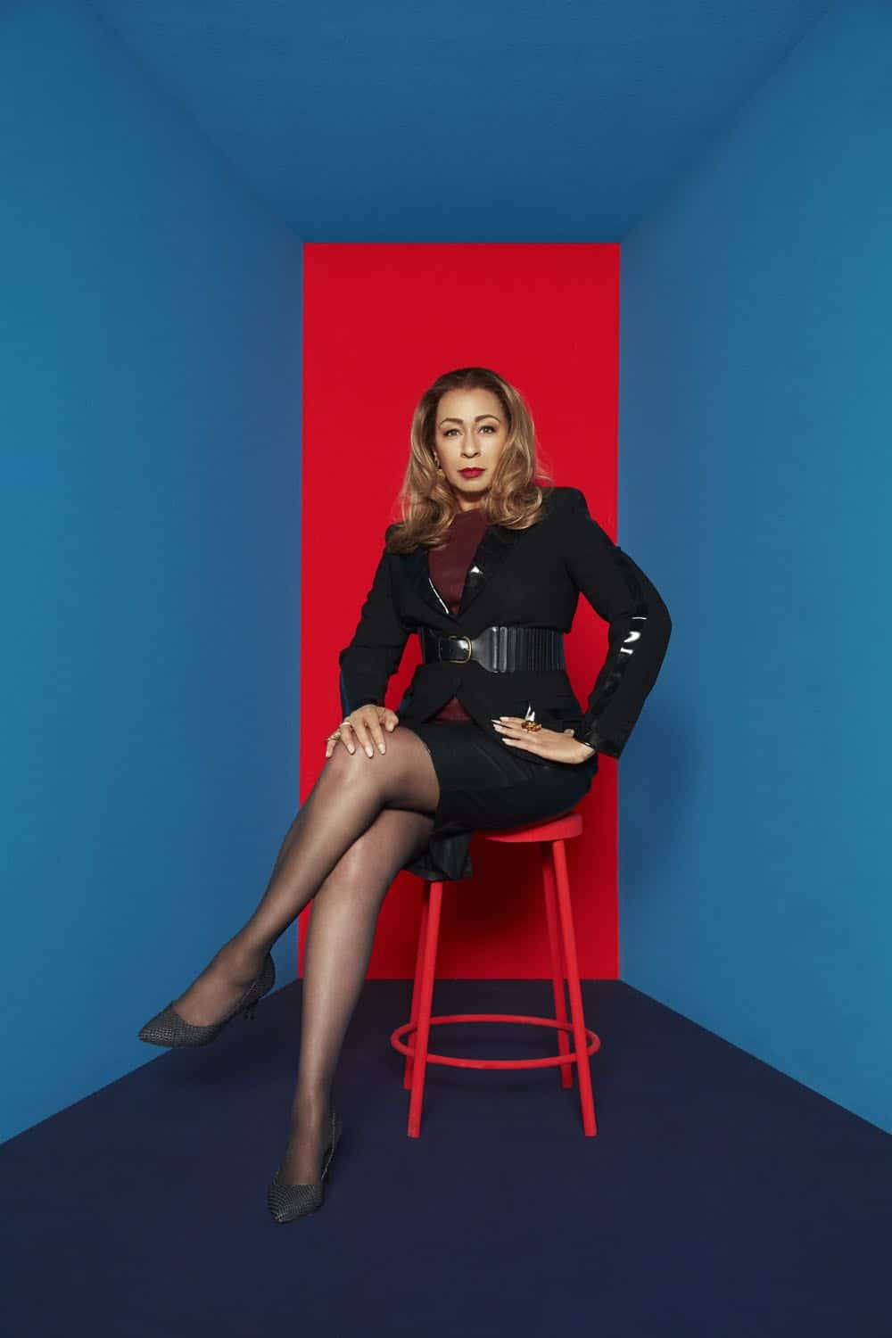 Tamara Tunie as Julia - Dietland _ Season 1, Gallery - Photo Credit: Erik Madigan Heck/AMC