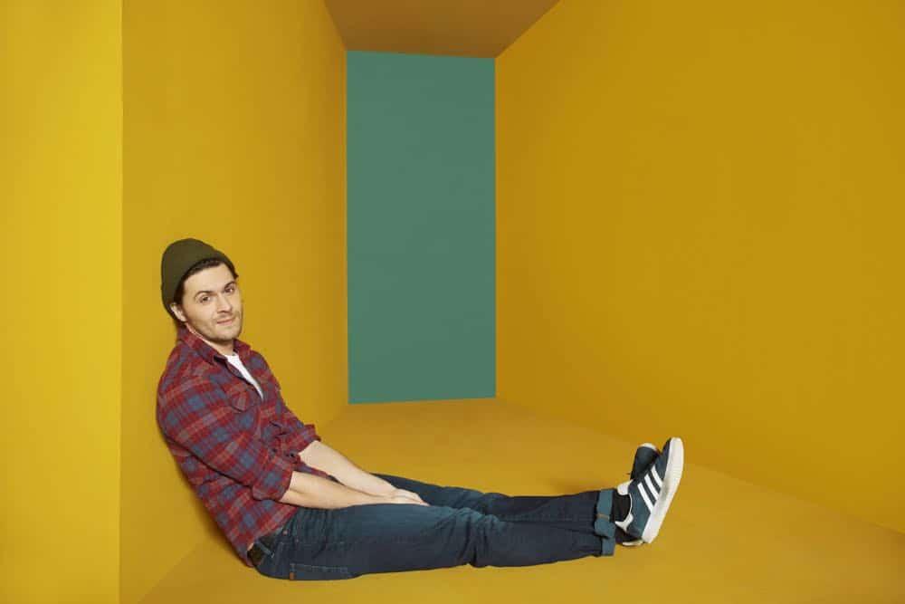 Will Seefried as Ben- Dietland _ Season 1, Gallery - Photo Credit: Erik Madigan Heck/AMC