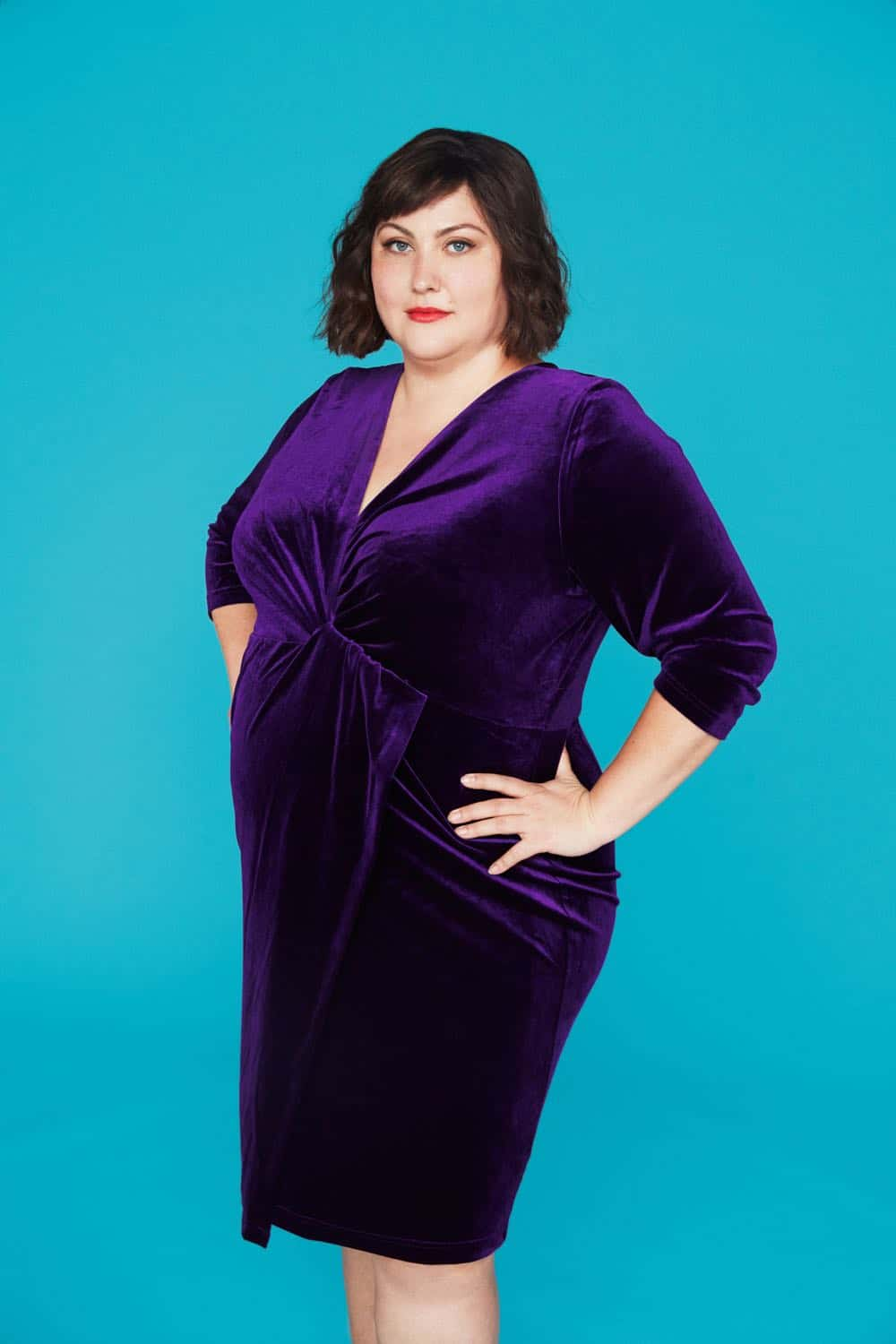 Joy Nash as Plum Kettle - Dietland _ Season 1, Gallery - Photo Credit: Erik Madigan Heck/AMC