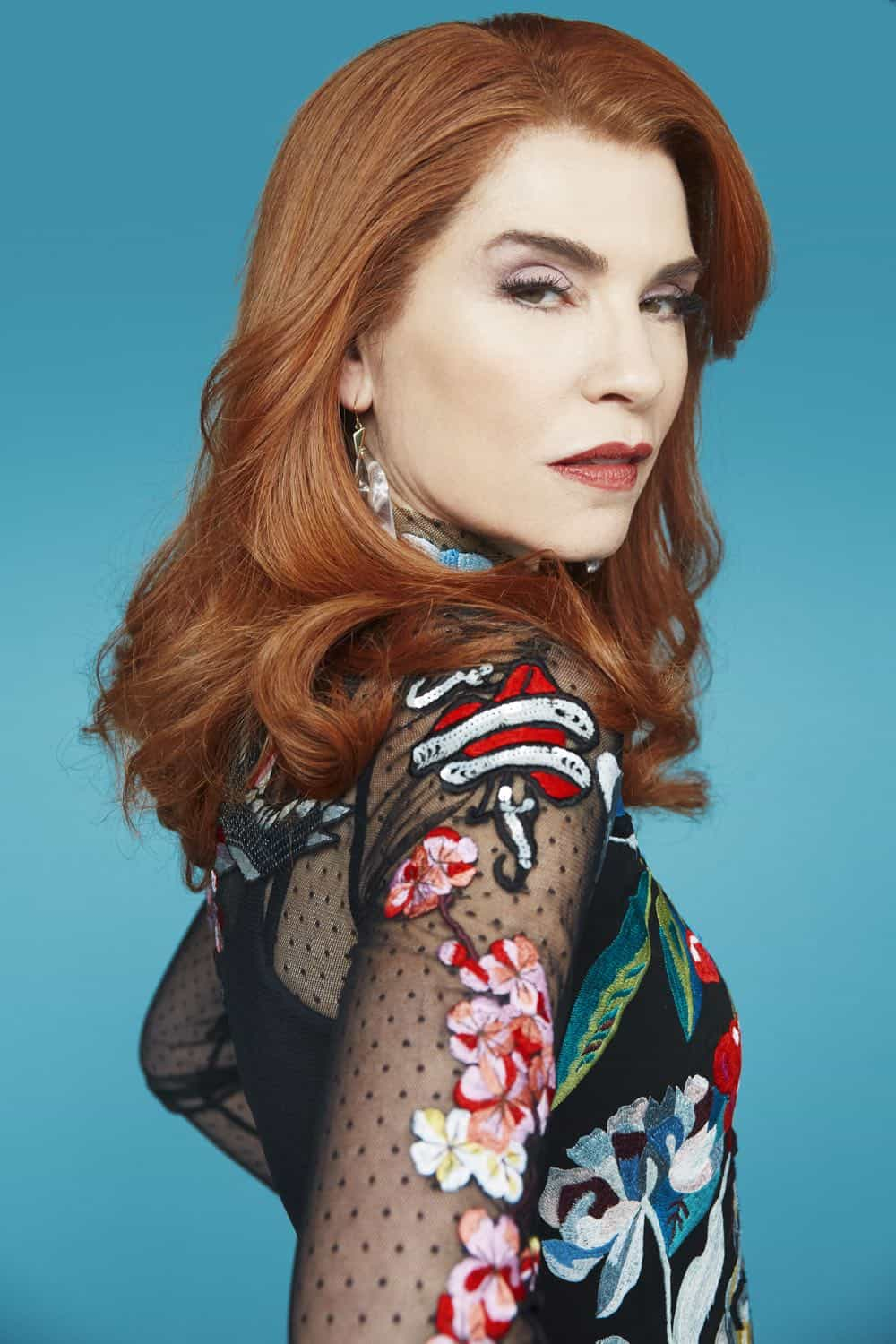 Julianna Margulies as Kitty - Dietland _ Season 1, Gallery - Photo Credit: Erik Madigan Heck/AMC
