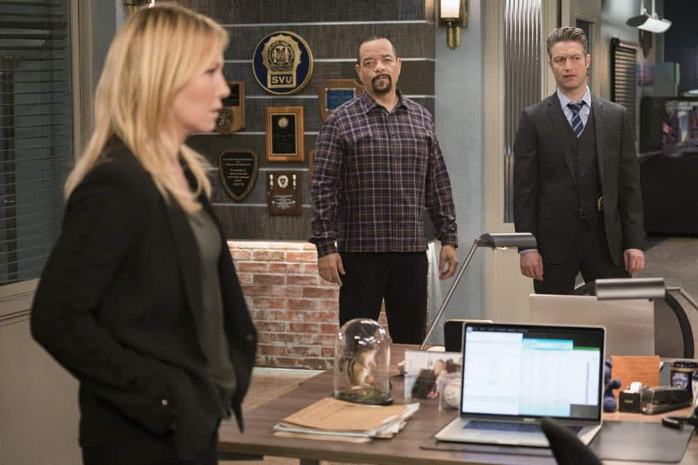 Law And Order SVU Episode 20 Season 19 The Book of Esther 11