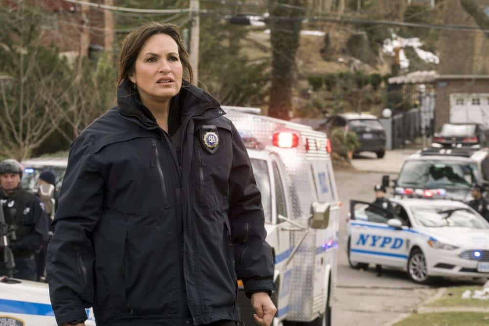 Law And Order SVU Episode 20 Season 19 The Book of Esther 05