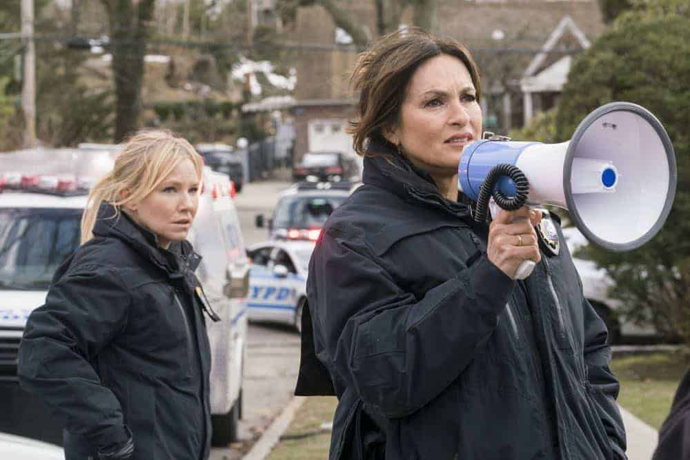 Law And Order SVU Episode 20 Season 19 The Book of Esther 07
