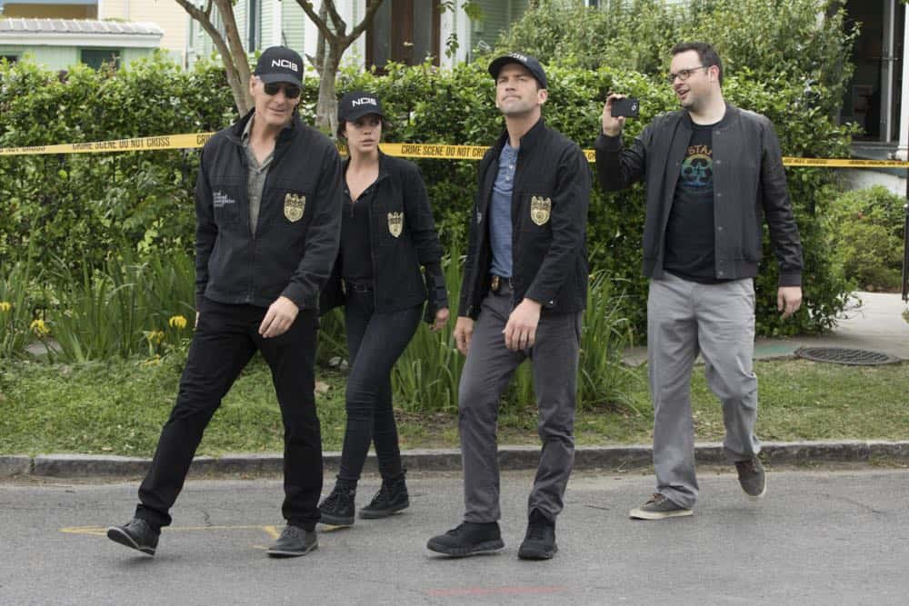NCIS New Orleans Episode 22 Season 4 The Assassination of Dwayne Pride 06