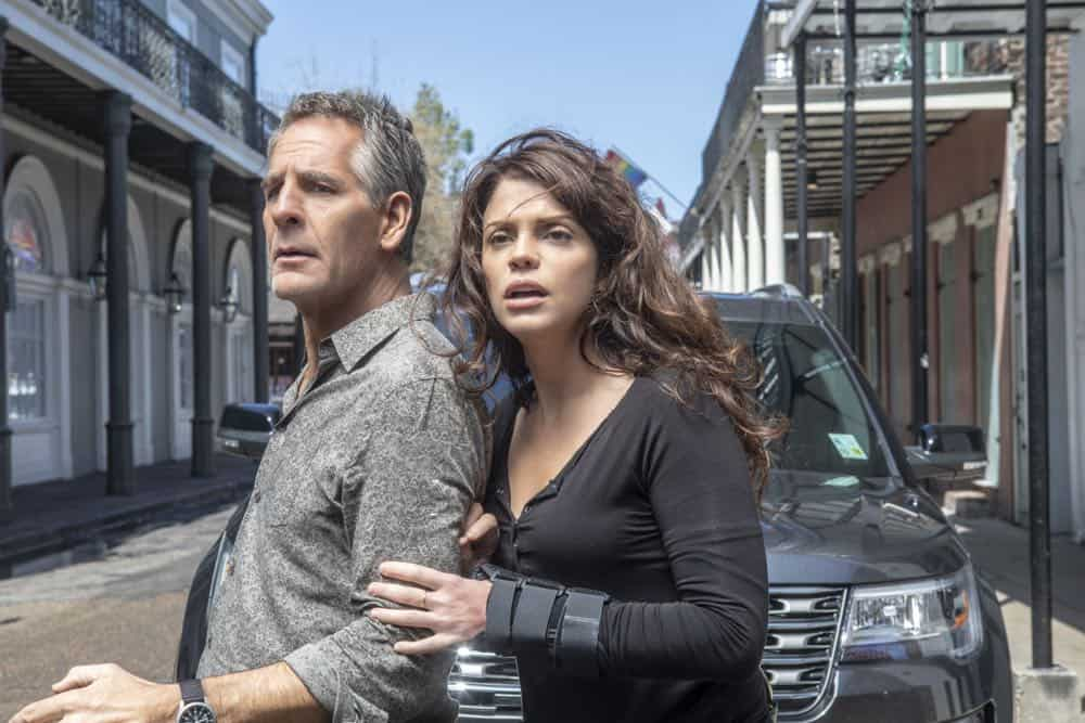 NCIS New Orleans Episode 22 Season 4 The Assassination of Dwayne Pride 12
