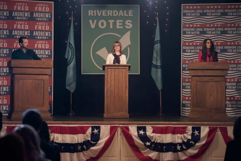 Riverdale Episode 20 Season 2 Chapter Thirty Three Shadow of a Doubt 9