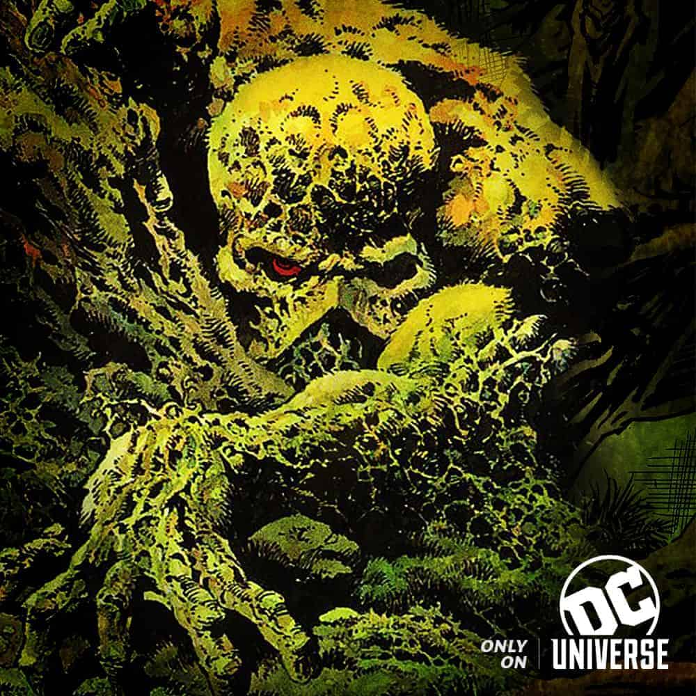 DCU Swamp Thing