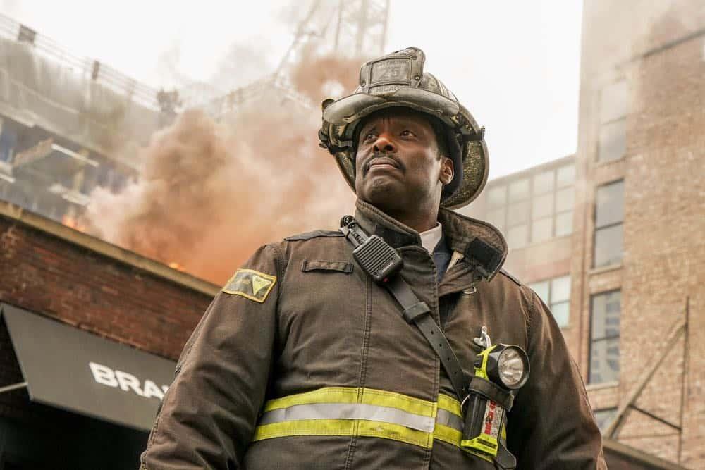 Chicago Fire Episode 21 Season 6 The Unrivaled Standard 10