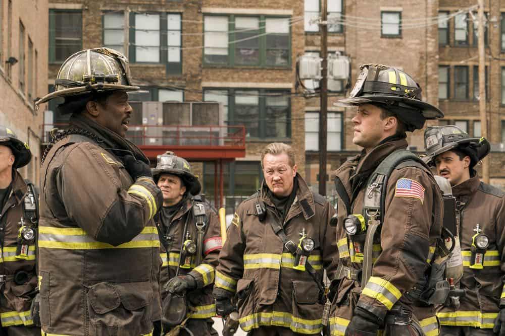Chicago Fire Episode 21 Season 6 The Unrivaled Standard 11