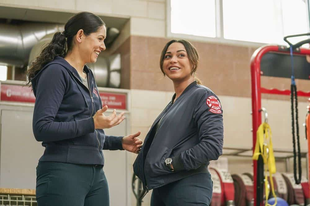 Chicago Fire Episode 21 Season 6 The Unrivaled Standard 01