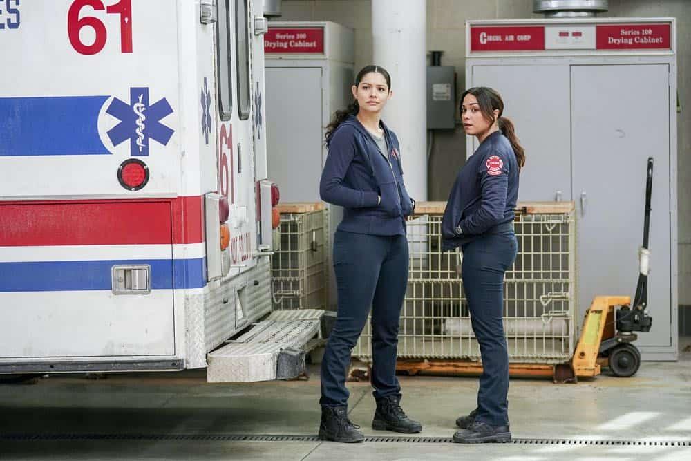 Chicago Fire Episode 21 Season 6 The Unrivaled Standard 02